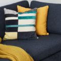 Большой прямой диван- Монтероссо.