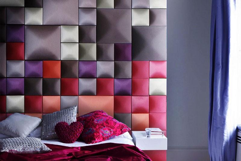Дизайнерская стеновая панель