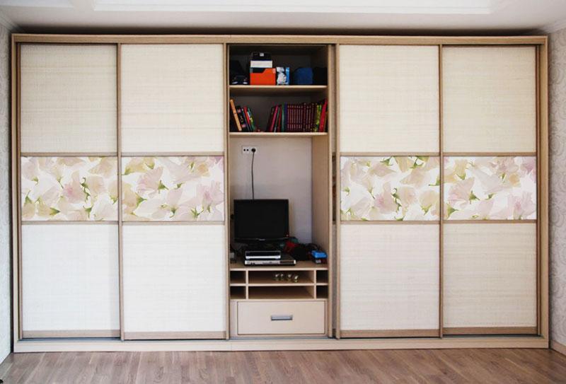 фотопечать на шкаф купе каталог фото 4 двери