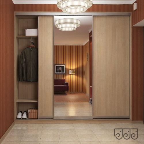 шкаф купе Sh 0060 заказать встроенный шкаф для прихожей