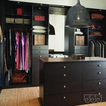 Классическая гардеробная