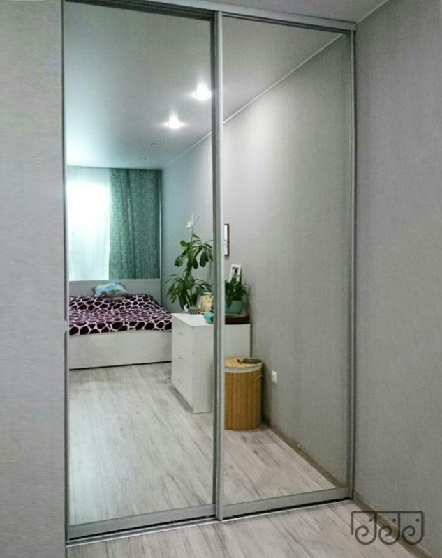 Шкаф-купе в спальню