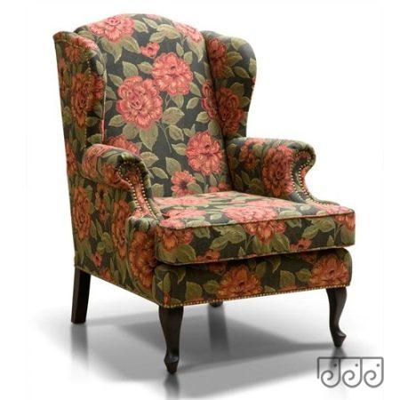 Кресло Английское с ушами