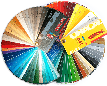 Цветная пленка