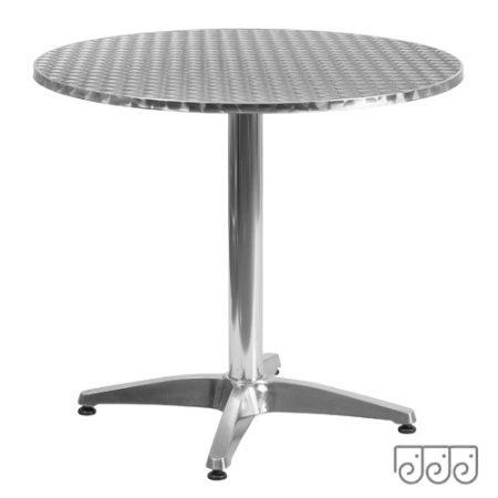 S-0010 - Стол алюминиевый